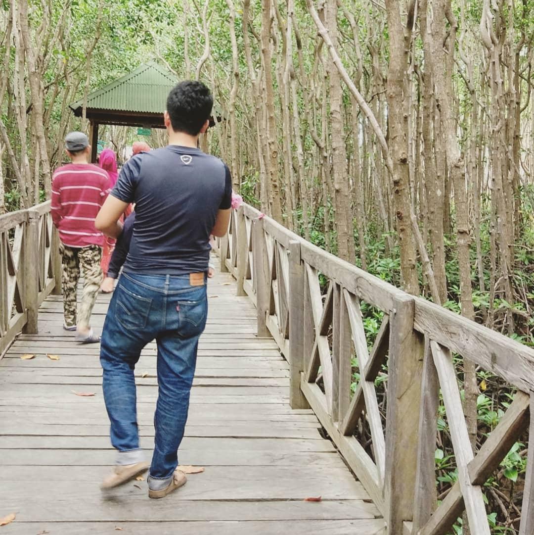 Mangrove Desa Instagram Kawasan Wisata Hutan Berada Tongke Kecamatan Sinjai