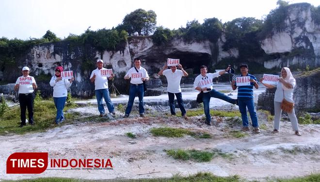 Melihat Indahnya Wisata Setigi Gresik Times Indonesia Print Jpg Pusat