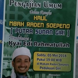Acaragresik Instagram Photos Videos Haul Raden Supeno Putra Sunan Giri