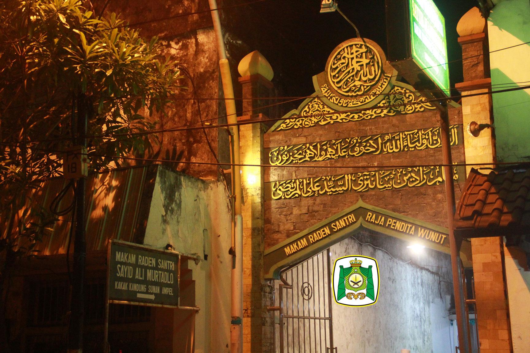 Sayyid Ali Murtadlo Raden Santri Almunawwarah Trans Nasab Beliau Putra