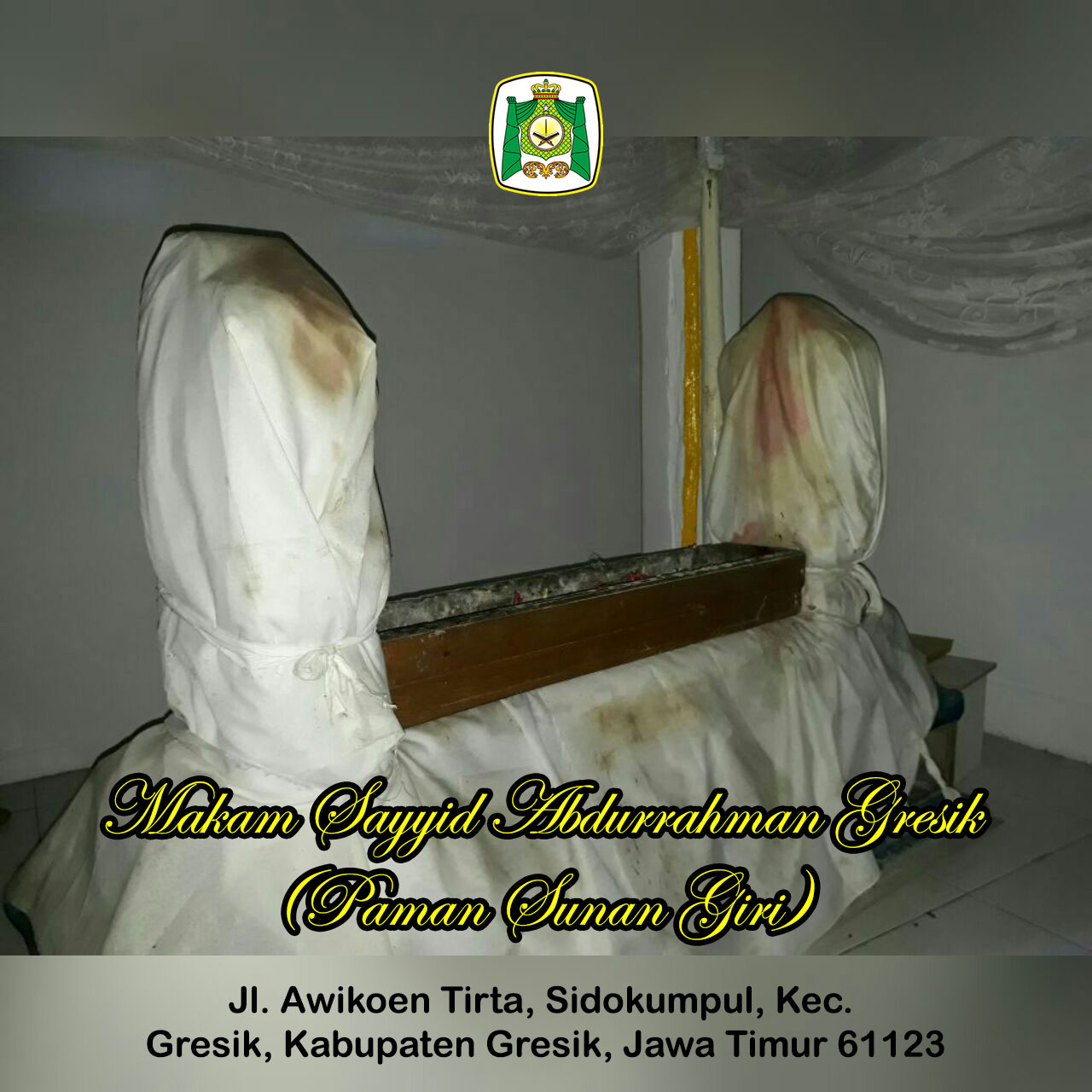 September 2017 Almunawwarah Trans Makam Sayyid Abdurrahman Gresik Situs Giri
