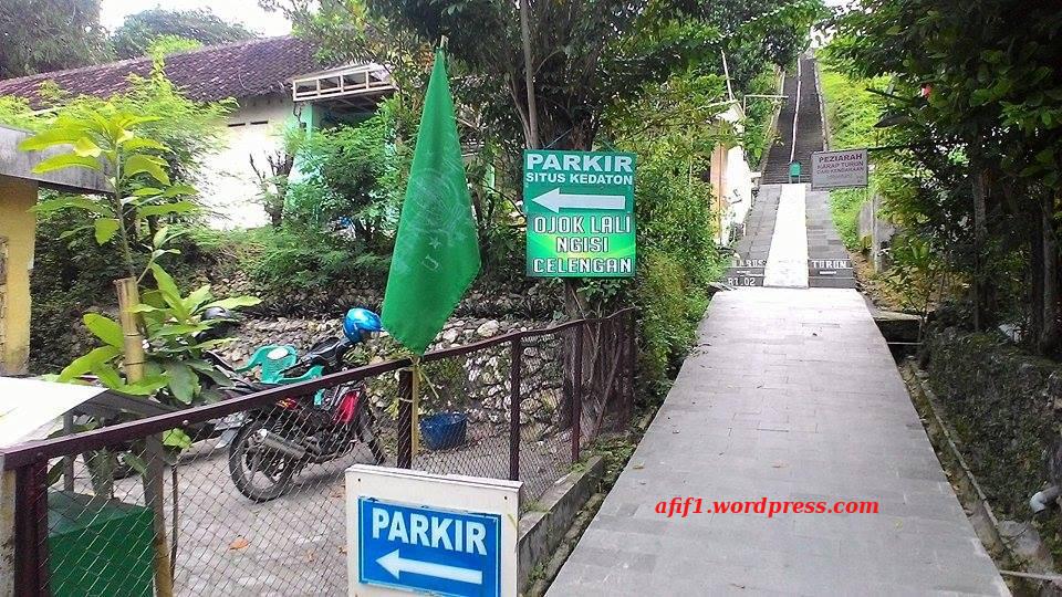 Situs Giri Kedaton Muhammad Afif Effendi Blog Parkir Afif1 Makam