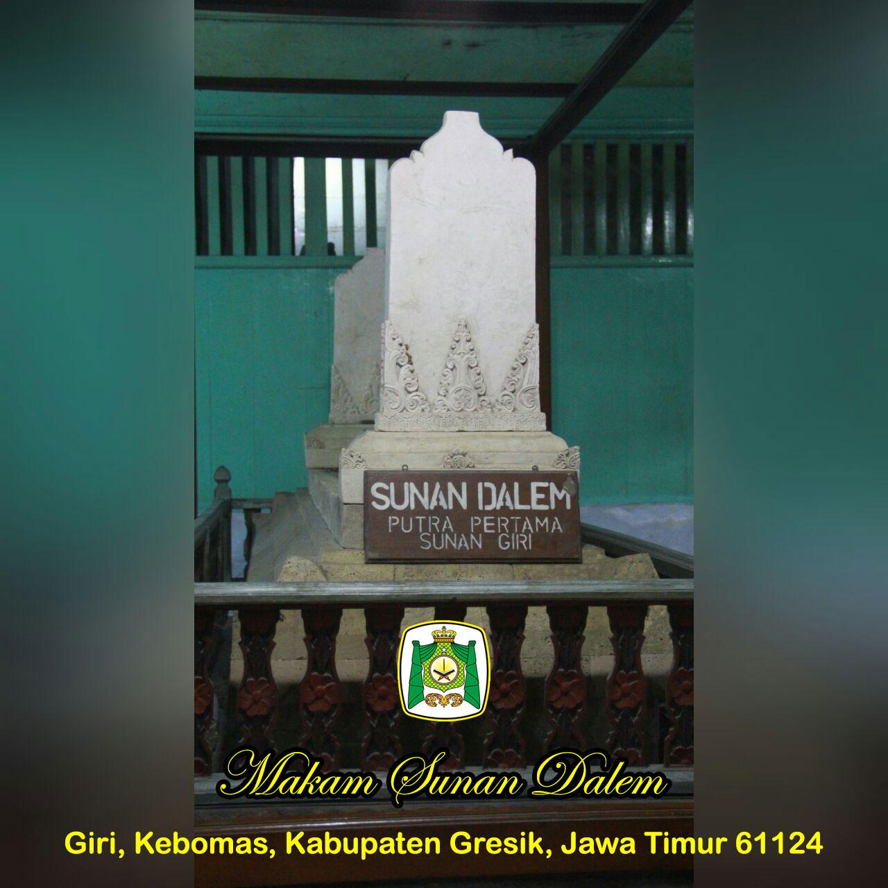 Sunan Giri Raden Paku Ainul Yaqin Almunawwarah Trans Dalem Putra