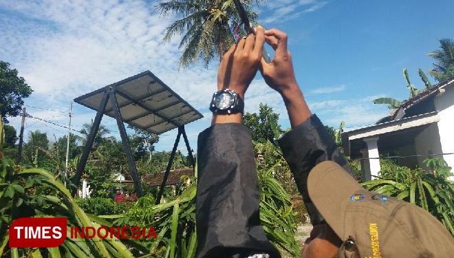 Polije Kembangkan Lampu Matahari Genjot Produksi Buah Naga Ttenaga Jpg