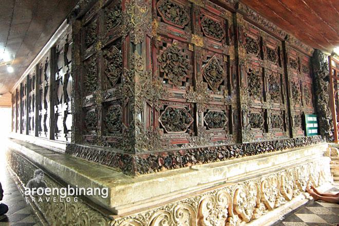 Aroengbinang Makam Sunan Giri Gresik Wisata Religi Prapen Kab