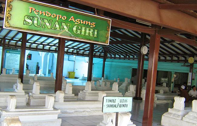 Sekilas Tentang Makam Sunan Giri Gresik Plh Indonesia Wisata Religi