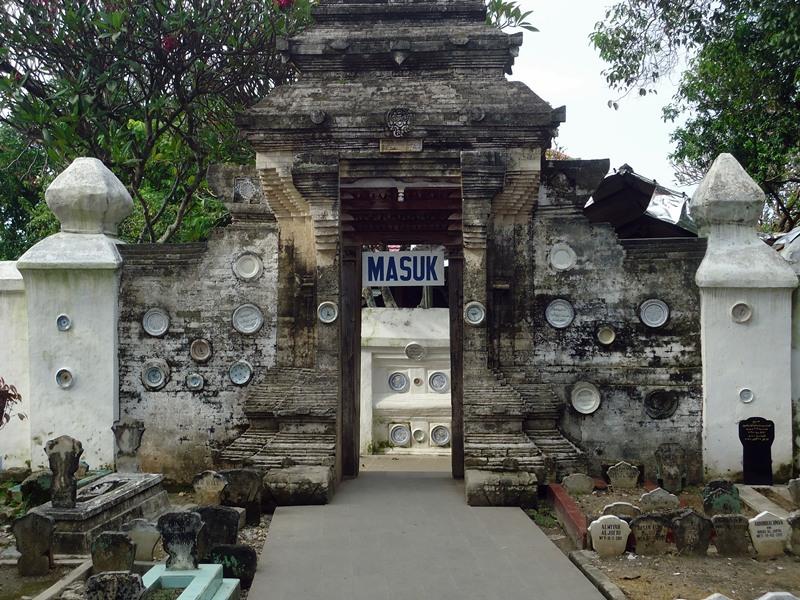Wisata Religi Indonesia Makam Sunan Bonang Prapen Gresik Kab