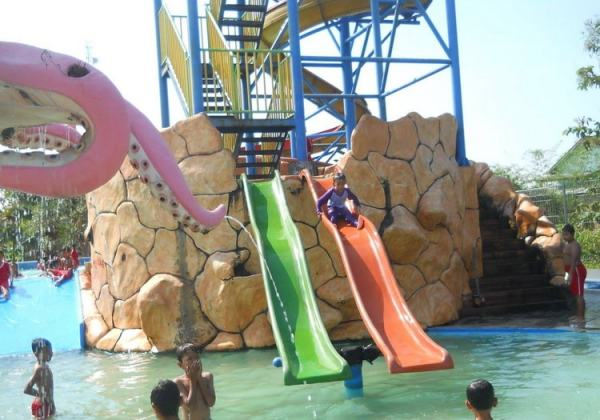 20 Destinasi Wisata Grobogan Recomended Dikunjungi 2 Bloombang Water Park