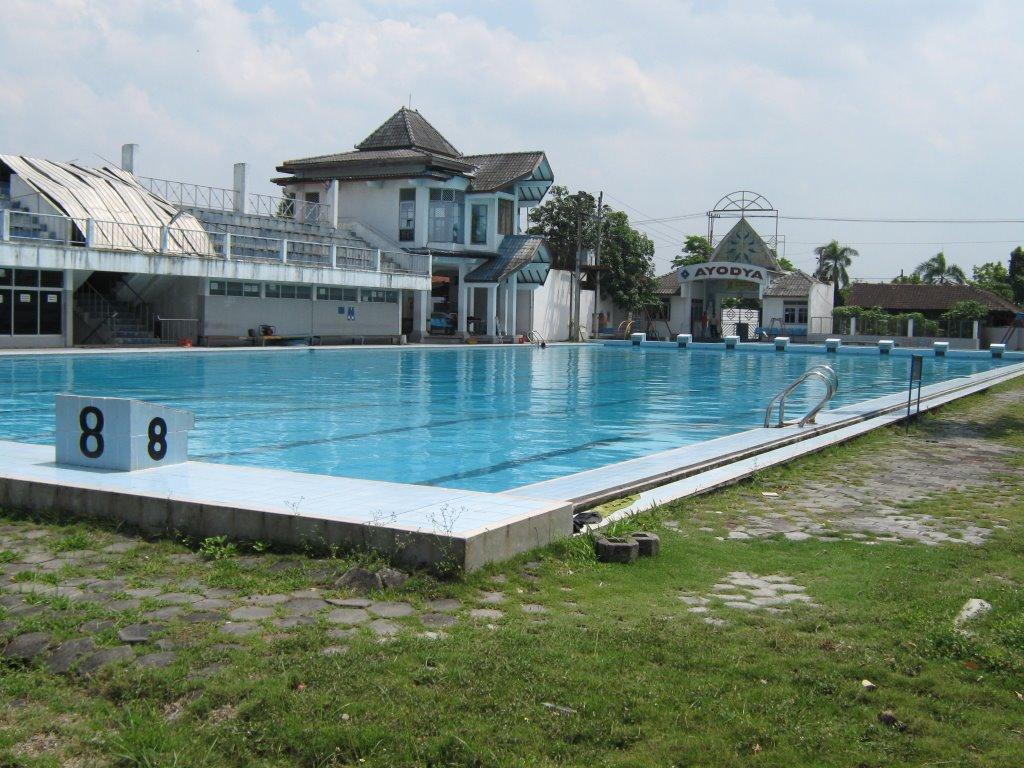 Ayodya Bloombang Waterpark Purwodadi Mapio Net Swimming Po Kab Grobogan