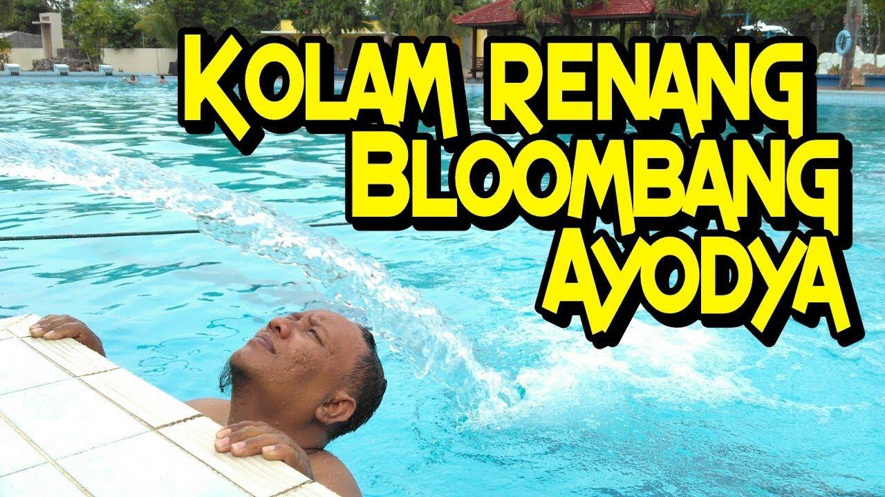 Bloombang Ayodya Kolam Renang Purwodadi Youtube Waterpark Kab Grobogan