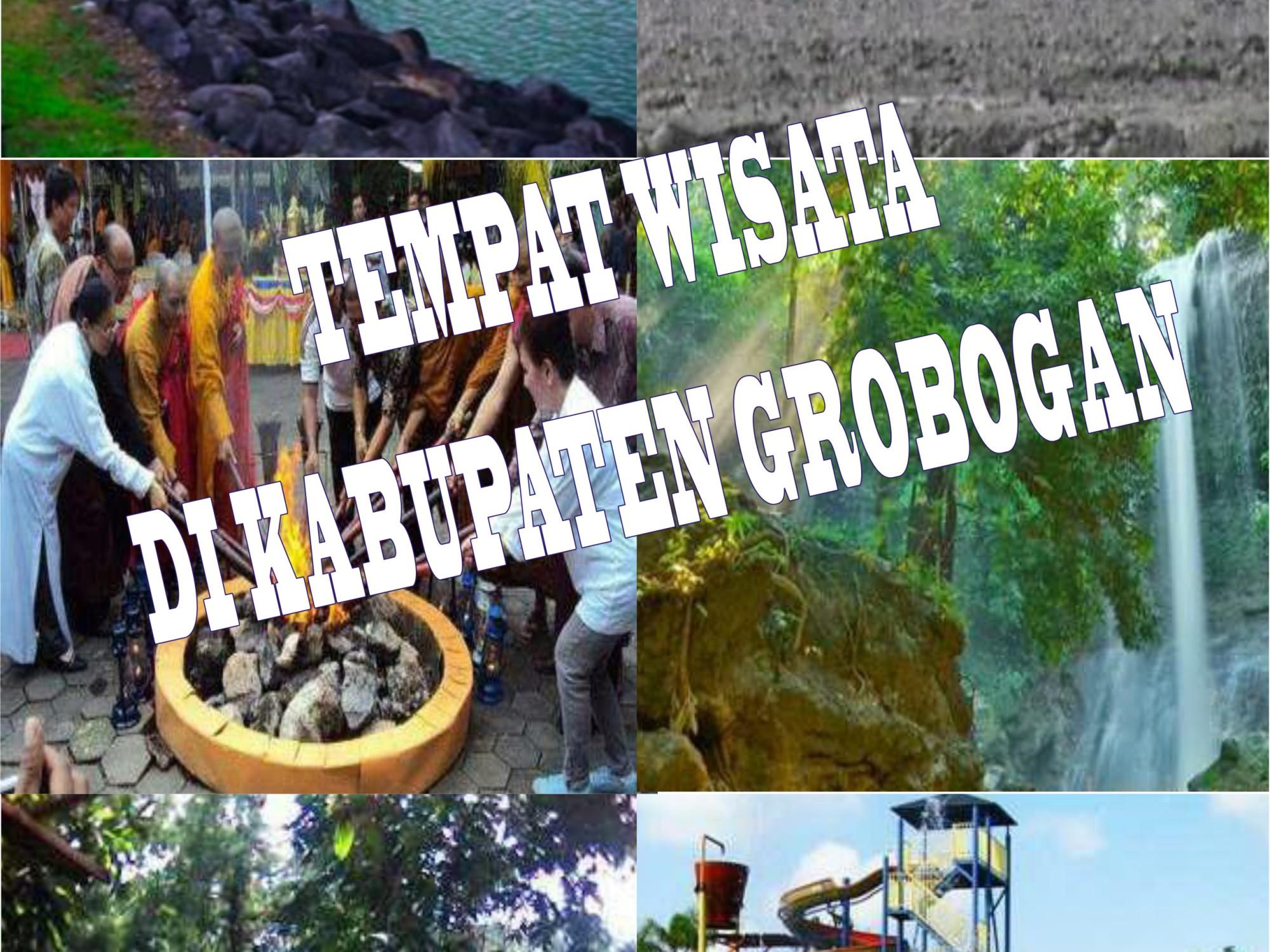 Daya Tarik Wisata Unik Kabupaten Grobogan Supraptobpn March 3 2016