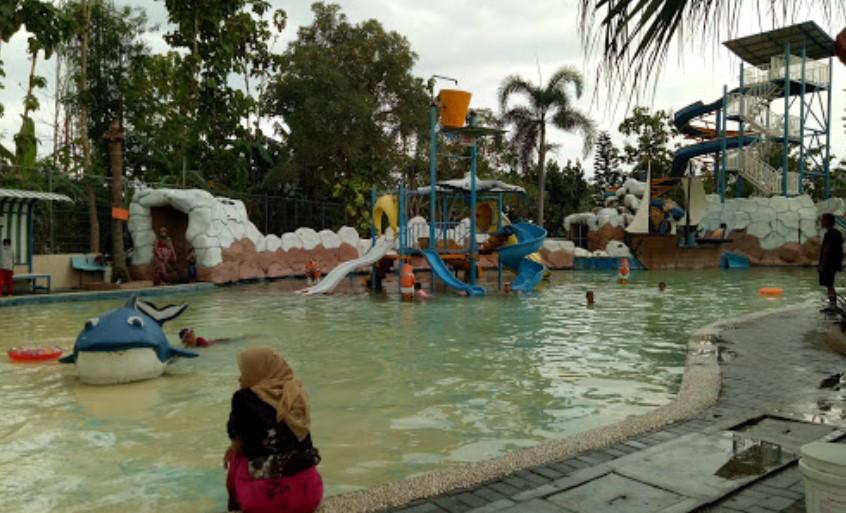 Harga Tiket Masuk Ayodya Bloombang Watepark Grobogan Info Renang Waterpark