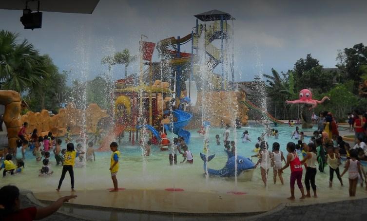 Harga Tiket Masuk Ayodya Bloombang Waterpark Grobogan Trip Jalan Kab