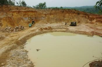 Banjir Bandang Setia Mengancam Sukolilo Website Omah Kendeng Kegiatan Pertambangan