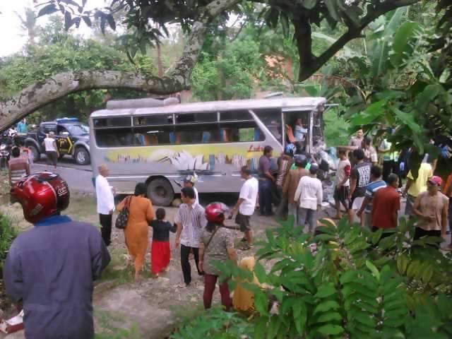 Berita Foto Lengkap Kecelakaan Mengerikan Sumberjatipohon Jatipohon Grobogan 2 1