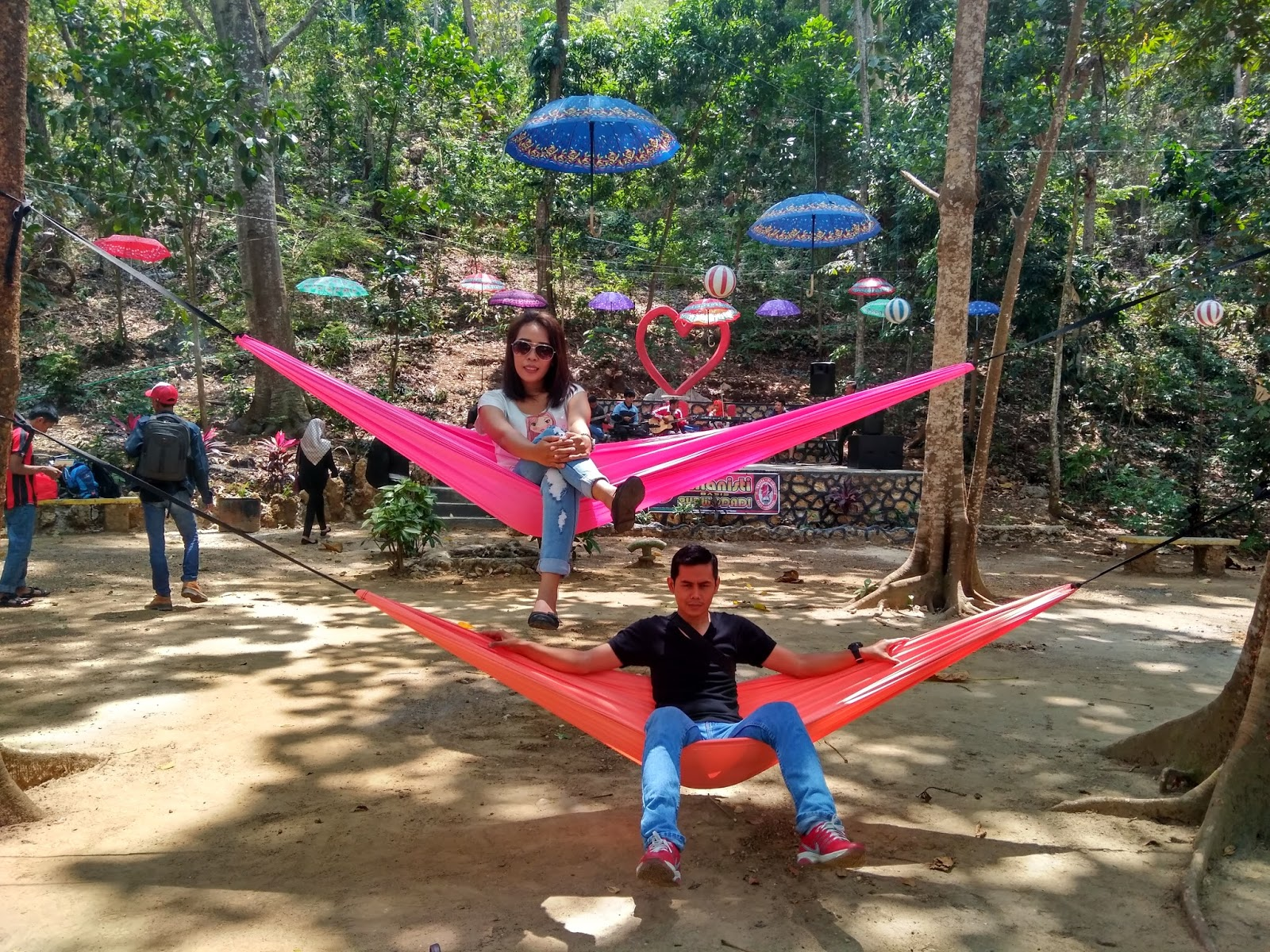 Jatipohon Tujuan Wisata Favorit Kabupaten Grobogan Obyek Tak Asing Bagi