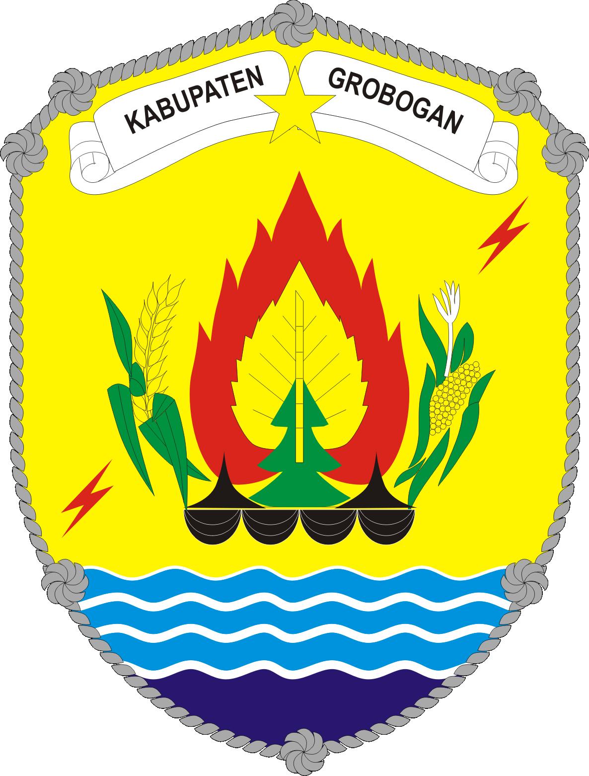 Kabupaten Grobogan Wikipedia Bahasa Indonesia Ensiklopedia Bebas Jati Pohon Kab