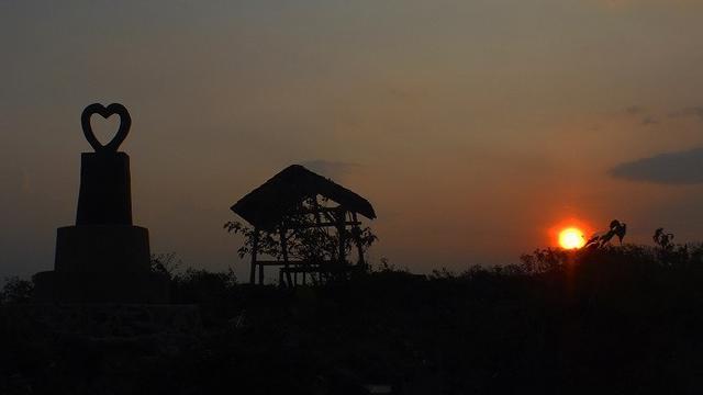 Mengejar Senja Bukit Cinta Warisan Belanda Regional Liputan6 Jatipohon Jati