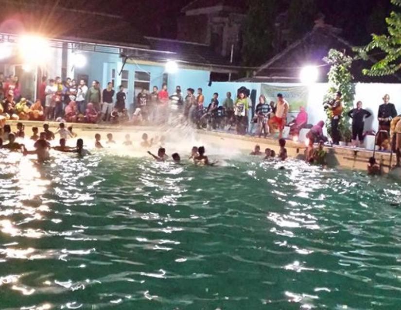 Redaksi Metro Realita Ngalap Berkah Malam Jum Kliwon 10 Muharam
