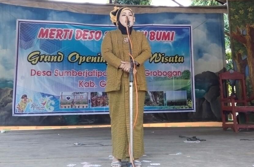 Sumber Jatipohon Resmi Menjadi Desa Wisata Reportase Grobogan Penawisata Bagian