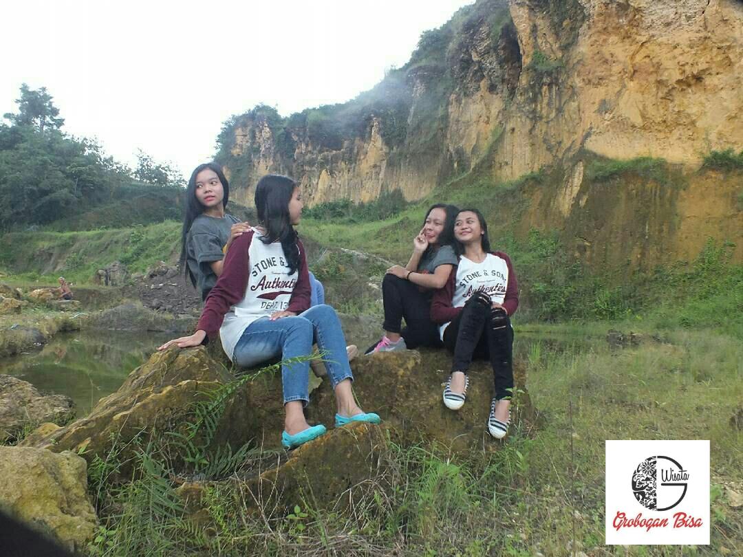 Watu Peksi Tempat Asyik Buat Selfie Jatipohon Wisata Grobogan Terletak