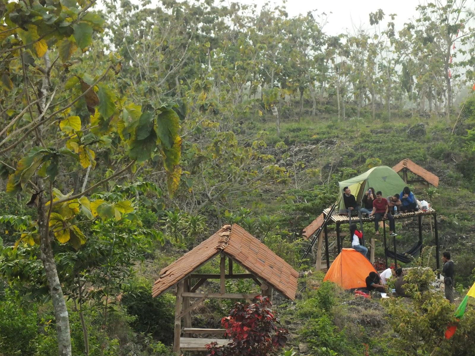 Wisata Alam Grobogan Pecinta Semakin Dimanjakan Pemandangan Indah Puncak Tertinggi