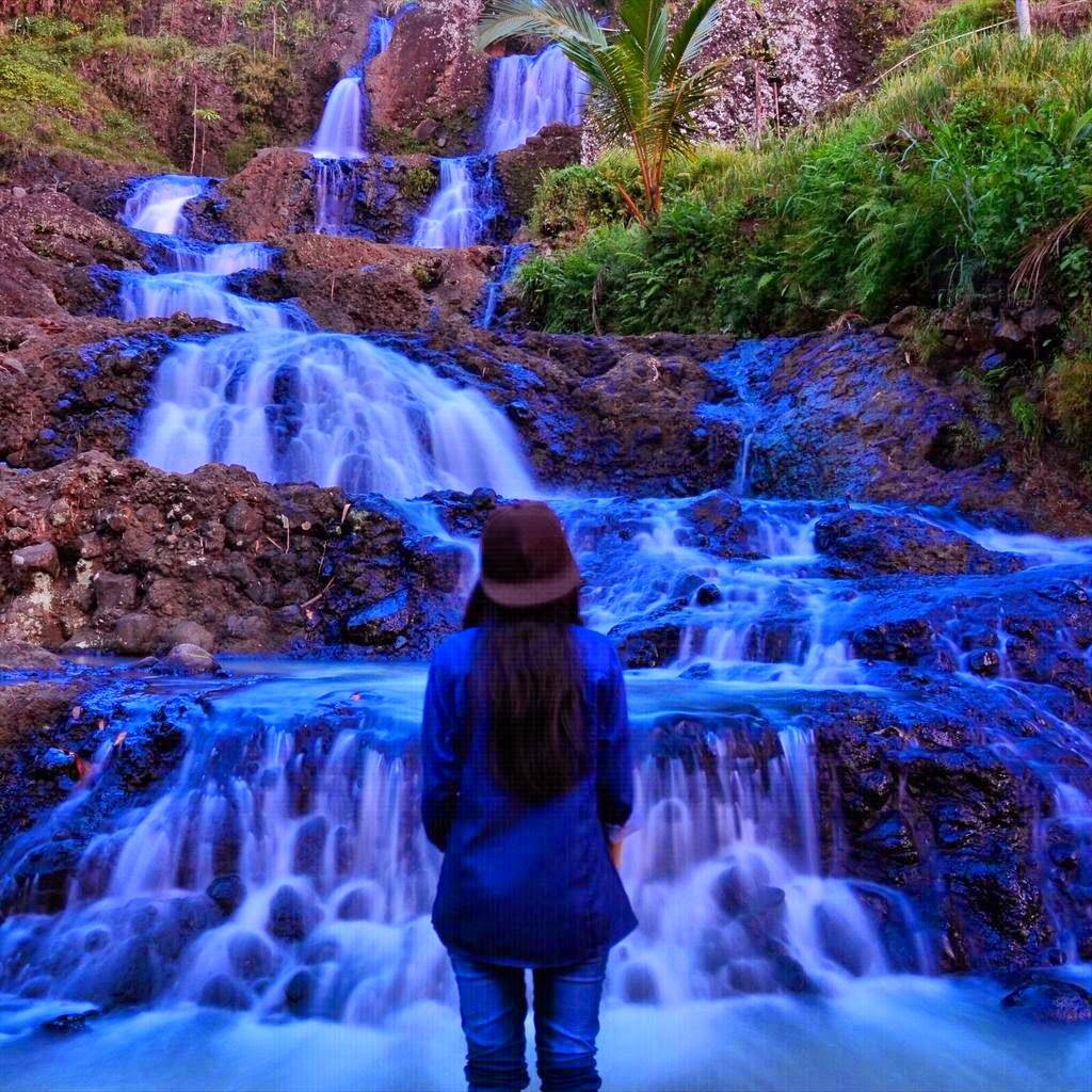 Air Terjun Bertingkat Kedung Kandang Gunung Kidul Jogja Lokasi Seru
