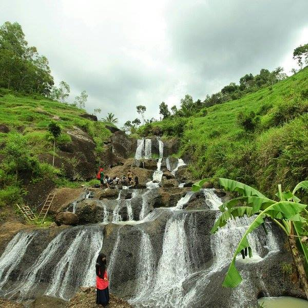 Air Terjun Kedung Kandang Gunung Kidul Kotajogja Kab Gunungkidul