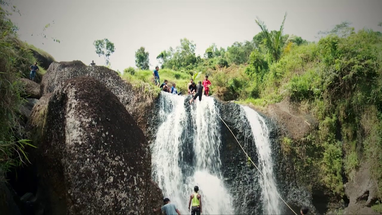 Air Terjun Kedung Kandang Gunung Kidul Youtube Kab Gunungkidul
