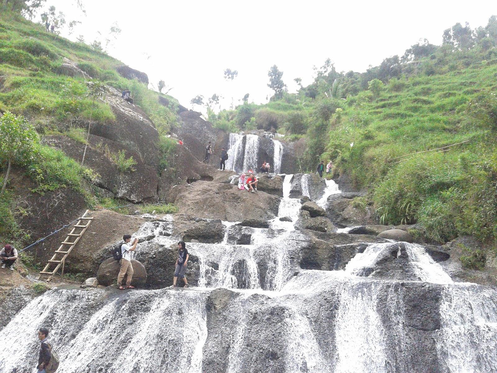 Air Terjun Kedung Kandang Magnet Wisata Gunung Kidul Kota Lain