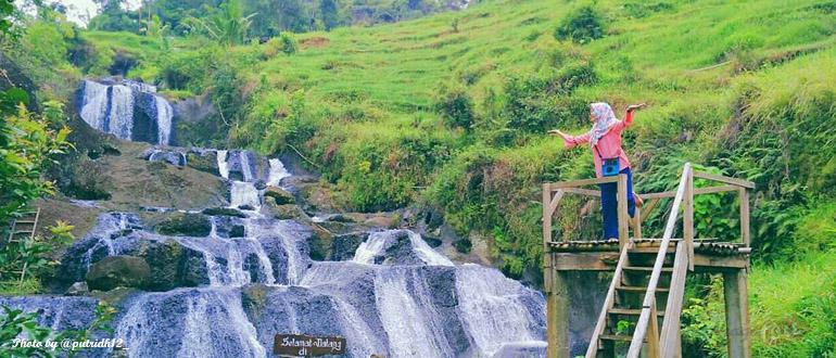Air Terjun Kedung Kandang Mempesona Niagatour Kab Gunungkidul