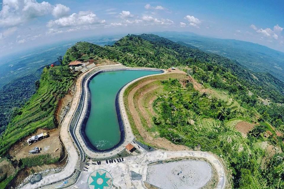 Air Terjun Kedung Kandang Wisata Anti Maintream Jogja Embung Batara
