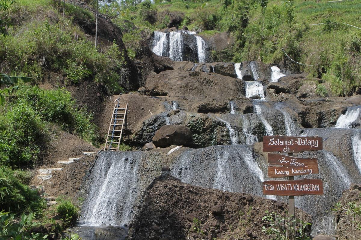Air Terjun Kedung Kandang Yogya Gudegnet Kab Gunungkidul
