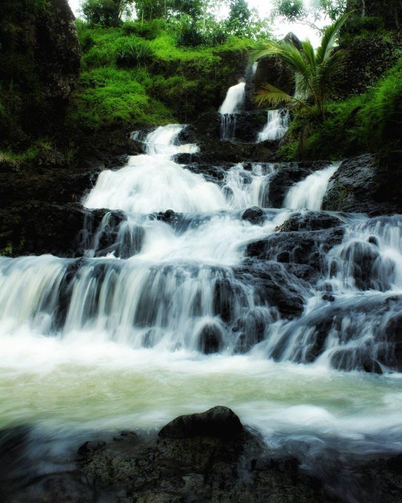 Air Terjun Talang Purba Tetangga Terlupa Tugu Wisata Kedung Kandang
