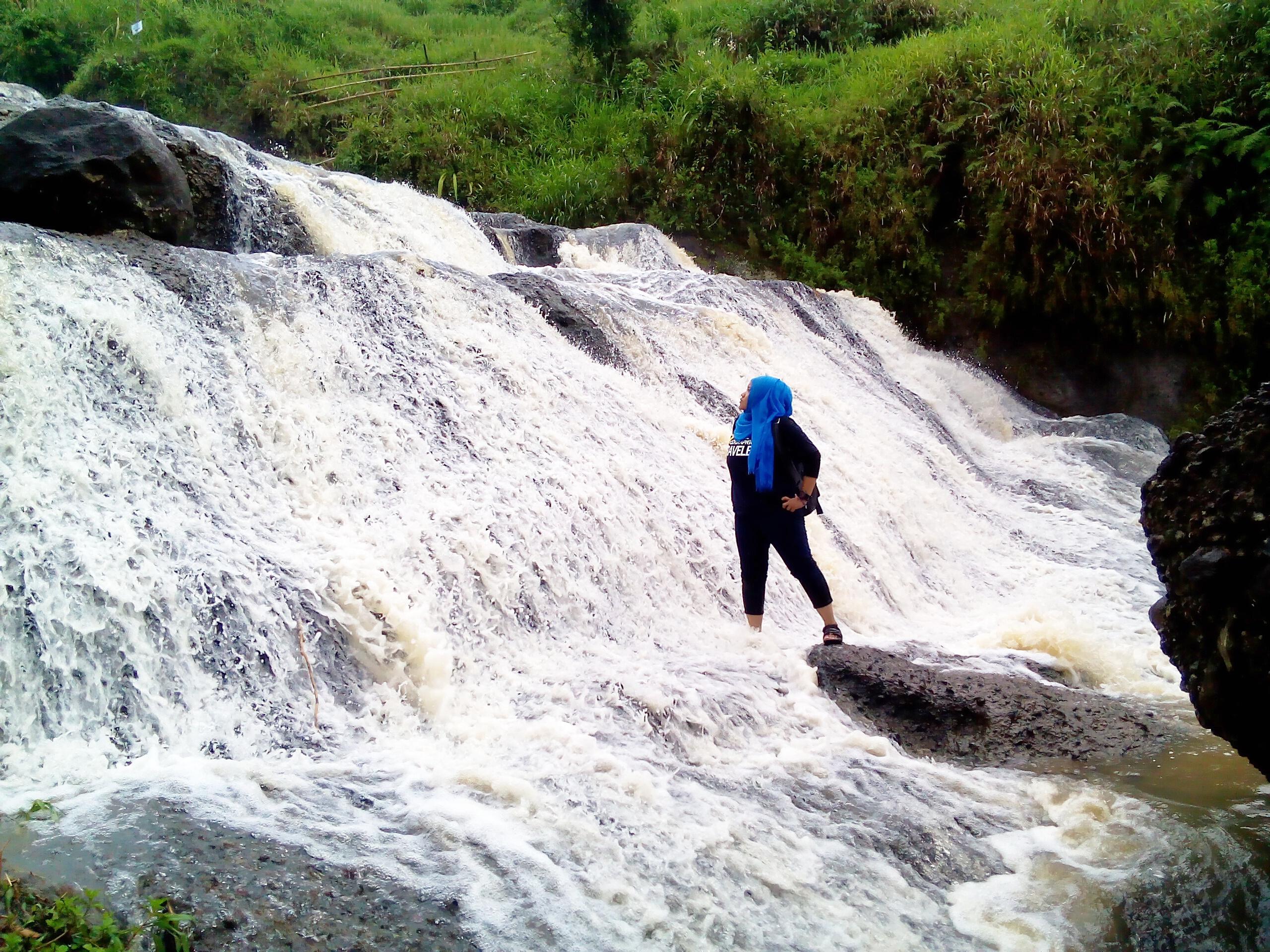 Blusukan Jogja Curug Kedung Kandang Backpackology Musim Hujan Air Terjun