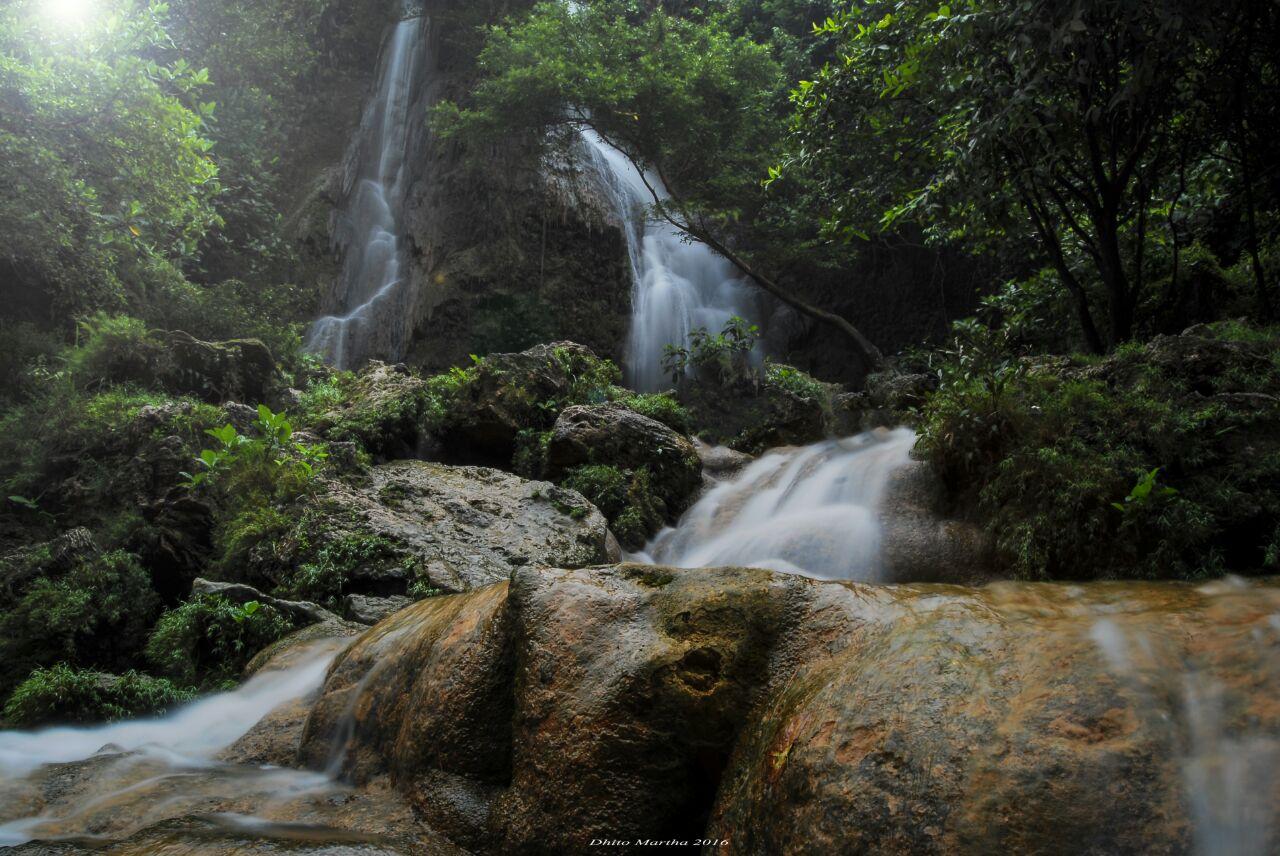 Destinasi Asik Air Terjun Kedung Kandang Lokasi Tepatnya Padukuhan Gunungbutak