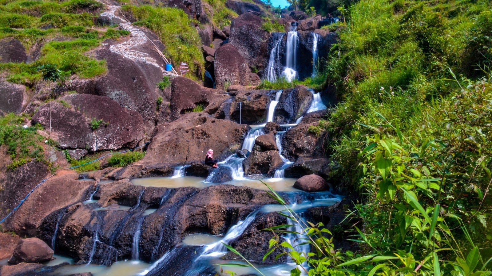 Jelajahi Indonesiamu Edisi Air Terjun Kedung Kandang Kebun Buah Mangunan