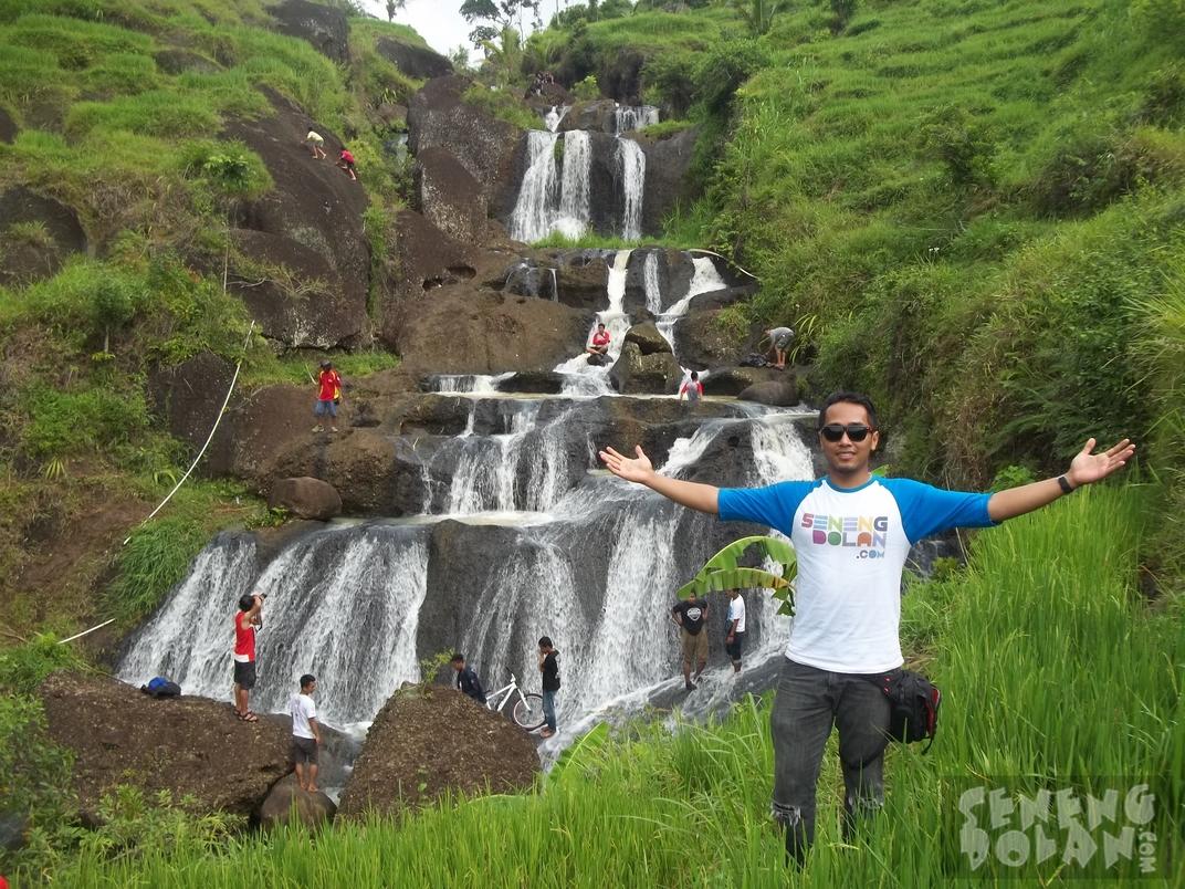 Pesona Air Terjun Kedung Kandang Patuk Gunungkidul Seneng Dolan Tirta