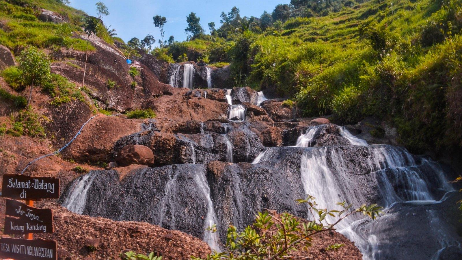 Prestasi Desa Wisata Nglanggeran Maju Depan Travel Today Air Terjun