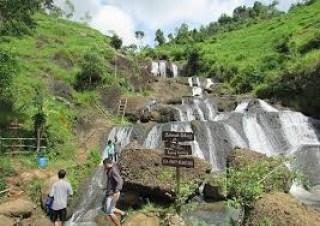 Tempat Wisata Rute Menuju Air Terjun Kedung Kandang Gunung Kidul
