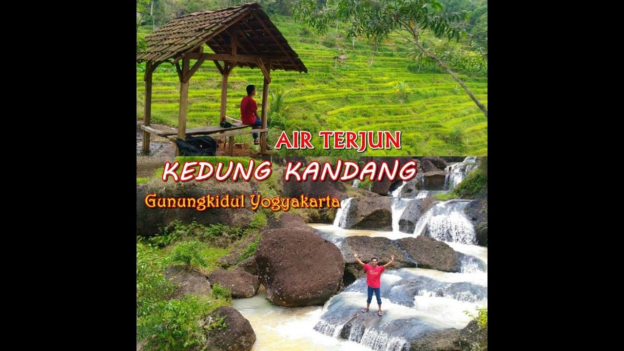 Trip Kedung Kandang Gunungkidul Yogyakarta Youtube Air Terjun Kab