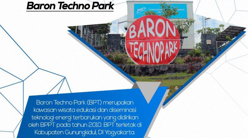 Baron Techno Park Btp Pusat Penelitian Pengembangan Teknologi Energi Terbarukan