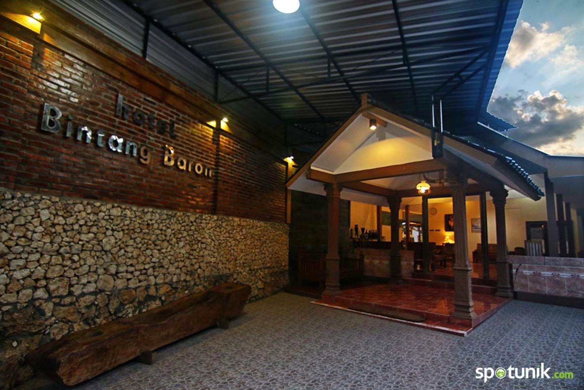 Hotel Bintang Baron Ketika Keindahan Berbalut Kenyamanan Technopark Gunung Kidul