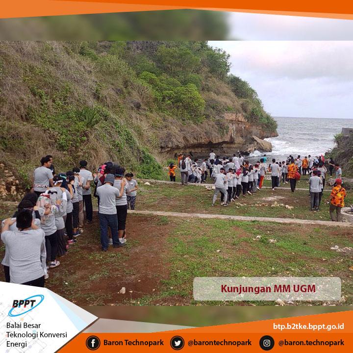 Leadership Camp Mahasiswa Magister Management Universitas Gadjah Gunung Kidul Menyambut