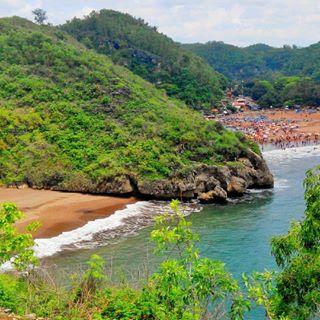 List Pantai Kabupaten Gunung Kidul 3 Daftar Wisata Jogja Luwen