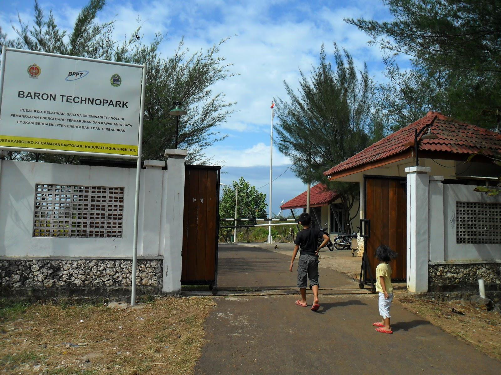 Pengalaman Maen Baron Technopark Gunung Kidul Coretanbunda Kab Gunungkidul