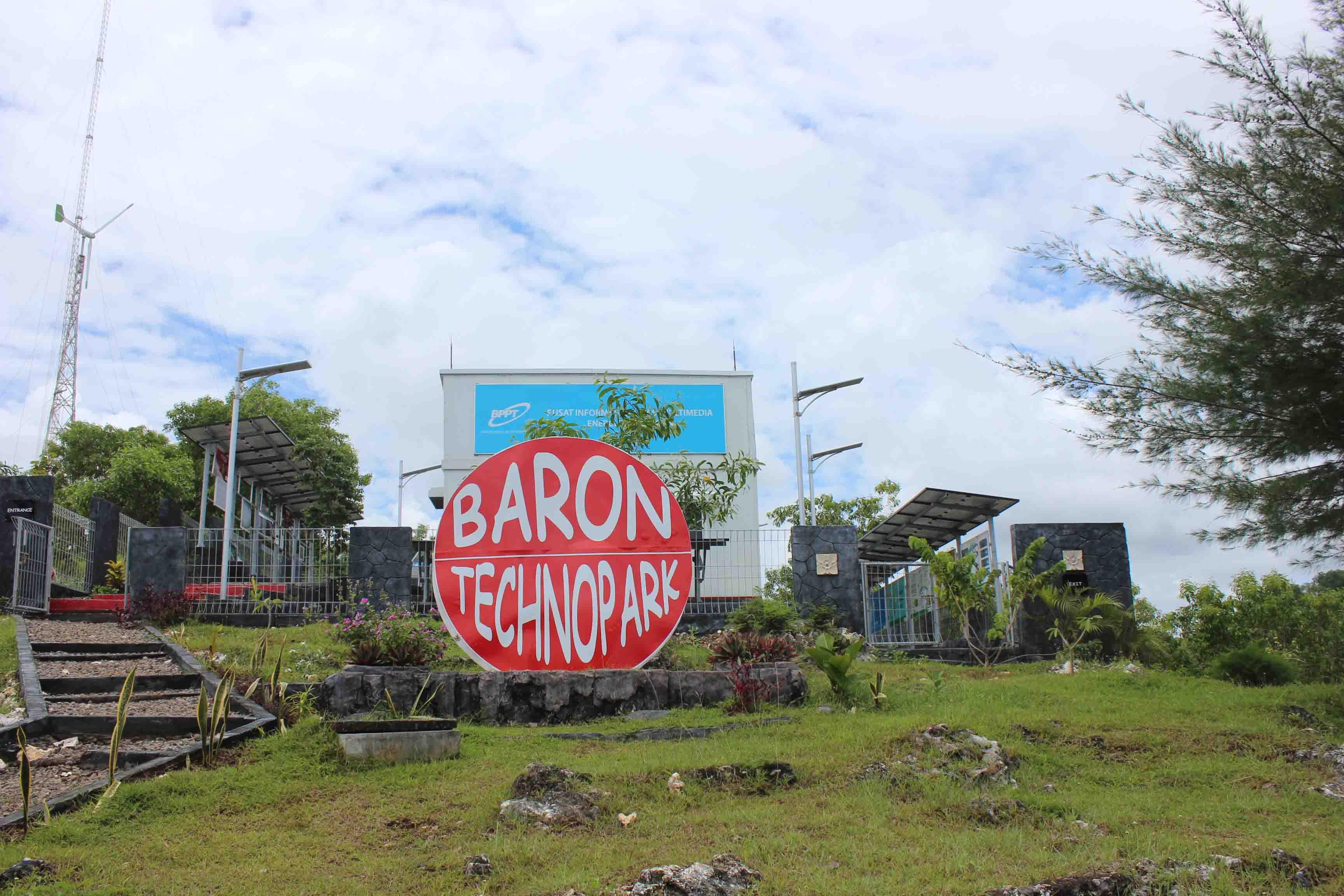 Profil Baron Techno Park Dibangun Mendukung Kebijakan Energi Nasional Menargetkan