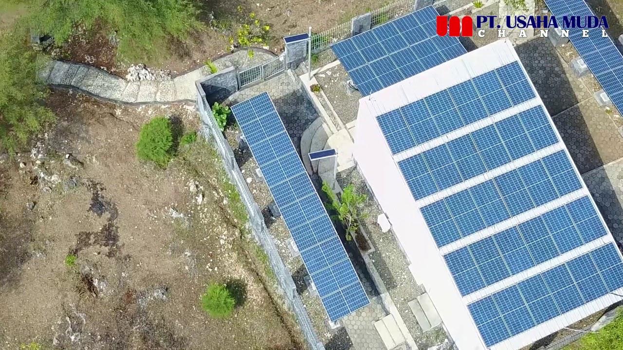 Shelter Ckd Plts Site Baron Techno Park Gunung Kidul Diy