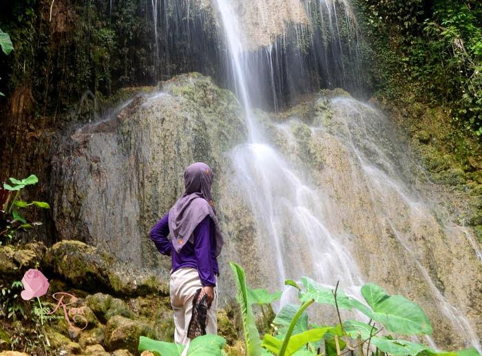 Basah Basahan Curug Indah Tegalrejo Gunung Kidul Yuk Piknik Air