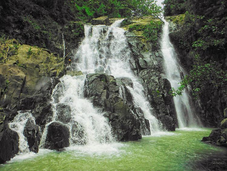 Basah Basahan Curug Indah Tegalrejo Gunung Kidul Yuk Piknik Terdiri